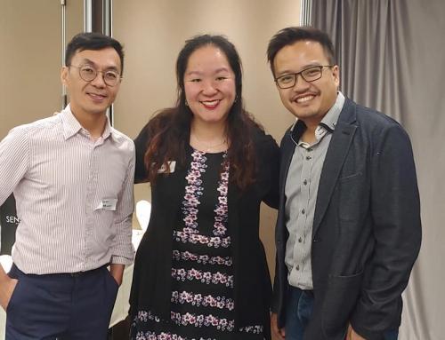 晚餐講座 ─ 「音樂治療心靈雞湯」(24/4/2019)